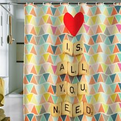 Spread the Creative Love with DENY Designs in Your Den
