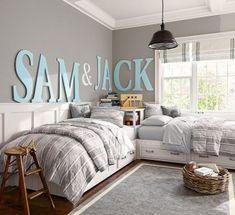 L-shaped Corner Bunk Beds   Shaped Loft Beds For Kids: 9 Remarkable L Shaped Beds For Kids Idea ...