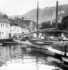 Bergen - Stille Idyll I Dreggen