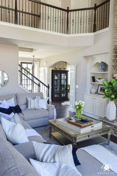 Kelley Nan Decked And Styled Spring Home Tour