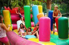 Villaggio dei Fiori Parco giochi