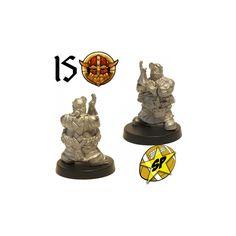 Dwarf Apothecary Staff Fantasy Football Star Players Miniatures – FFMinis