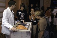 Health Museum outreach programs. Pricy for in-school field trip but reasonable for Health & Safety Night.