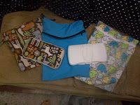 Cloth Diapering Accessories 101.  This is a great blog post from my friend Addie!