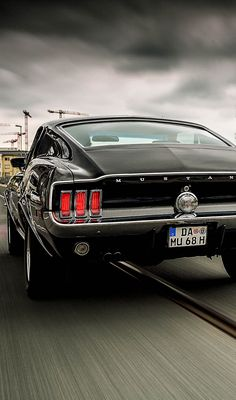 Ford Mustang GT Fastback II | Source むすたんぐ