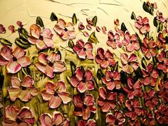 SALE Abstract ORIGINAL 4ft x 2ft gallery wrap por artmod en Etsy