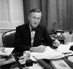 Mr Ian Fleming   Style Icon   The Journal MR PORTER