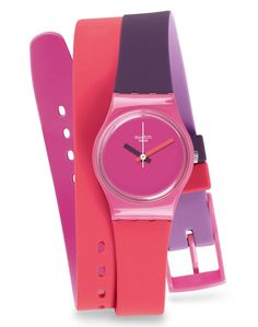 Reloj Swatch Pink Coral