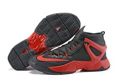 new styles 3c561 c7a0f Buy 2016 Nike Mens Basketball Sneakers Lebron 13 Fire Red Black 388648 from  Reliable 2016 Nike Mens Basketball Sneakers Lebron 13 Fire Red Black 388648  ...