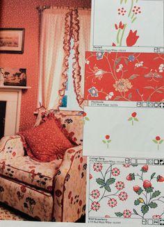 Laura Ashley 1985 Home Decoration