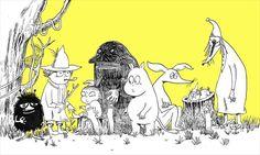 センスに感服!!『水木しげる風ムーミン』のイラストがハイクオリティすぎる   FunDO