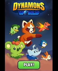 DYNAMONS WORLD Are you ready to be the best Dynamon Master? 😆 Train young Dynamons become the strongest fighters in each battle now!🌞 Click to play it now 🐋🐡>>><<<🐳🐷 Tags: #Cartoon #Pokemon #Dynamons #Friv