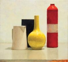 View Still Life No. 16 By Jude Rae; oil on linen; x Signed; Access more artwork lots and estimated & realized auction prices on MutualArt. Still Life Artists, Classical Realism, Ecole Art, Pottery Painting, Painted Pottery, Realistic Paintings, Painting Still Life, Realism Art, Traditional Art