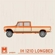 Harvester 1210