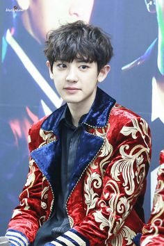 170528 EXO'rDIUMdot in Seoul Press Conference #Chanyeol #EXO