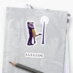 La La Land Sticker #lalaland #love #story #film #movie #cinema #fanart #romance #romantic #couple #amour #comedie #musical #musique #twinflames Film Movie, Les Oeuvres, Fanart, Cinema, Romance, Couple, Stickers, Movie Posters, La La Land