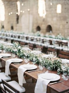 This Italian alfresco wedding is set against the beauty of a medieval castle in the Umbrian countryside. Medieval Wedding, Gothic Wedding, Medieval Castle, Forest Wedding, Geek Wedding, Wedding Furniture, Wedding Table Settings, Wedding Tables, Wedding Reception
