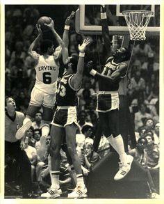 Kareem and Bob McAdoo defend Dr.J