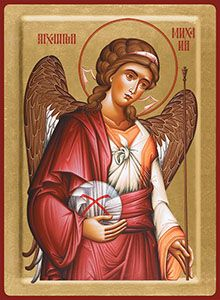 3/02 - Archangel Gabriel, icon Archangel Gabriel, Archangel Michael, Angels Among Us, Angels And Demons, Romulus And Remus, Chi Rho, Peter Paul Rubens, Principles Of Art, Angel Statues