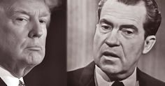 In the POLITICO interview, Veteran journalist Elizabeth Drew turns her warns against making easy comparisons between Trump and Nixon.