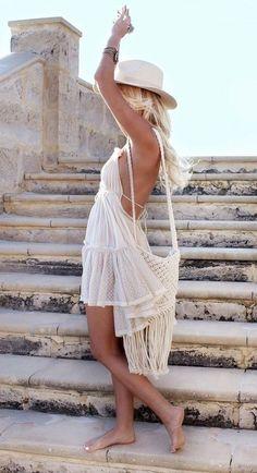 - White Summer Style -