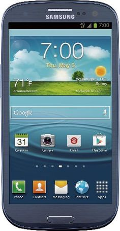 Samsung Galaxy S III 4G Android Phone, Blue 16GB (Sprint) | Best Unlocked Cellphone Source for Mobile Phones, MP3 Players & Accessories. http://www.bestunlockedcellphone.com/cell-phones-mp3-players/samsung-galaxy-s-iii-4g-android-phone-blue-16gb-sprint-com/
