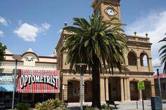 Town Hall Warwick Qld Aussie