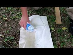 Homemade Wax Waterproofer AKA Oilskin - YouTube