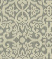 Home Decor 8''x 8'' Fabric Swatch-Upholstery-Waverly Souk's Entry/Moonstone
