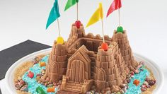 Knight's Castle Cake I have this mold. ~J