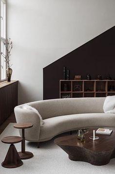 Love Seat, Interior Design, Chaise Lounge, Furniture, Contemporary Living, Sofa, Home, Interior, Home Decor