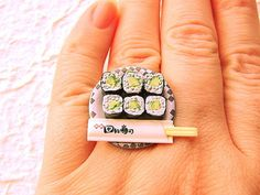 Cute Sushi Cartoon | kawaii sushi | Tumblr