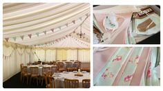 marquee bunting hire uk