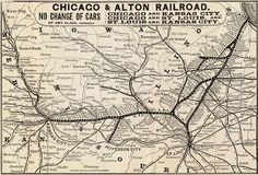 190 Best Alton Railroad images