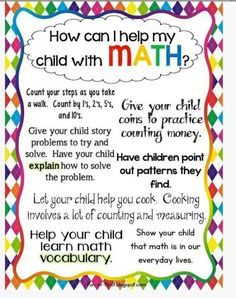 Math for toddlers
