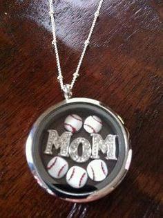Origami Owl Baseball moms!! I would love to help you personalize your Origami Owl! www.juniethgerman.origamiowl.com