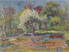Blossoming trees By Johan Dijkstra
