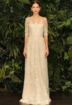 Naeem Khan Fall/Winter 2014 Wedding Dresses @Colleen Sweeney Mahoney