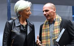 IMF chief Christine Lagarde: Greece will pay us back_Economy News_News_worldbuy.cc