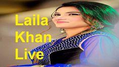 Laila Khan Live Eid Mubarak Message