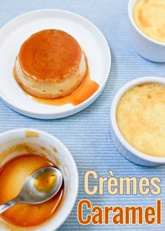 An easy, and super comforting French classic of the dessert repertoire. Ooh, caramel!