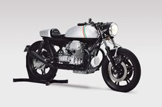 Moto Guzzi 850 T3 by Untitled Motorcycles