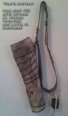 Tomb Raider 2013 Quiver by Kirsten - Part 2