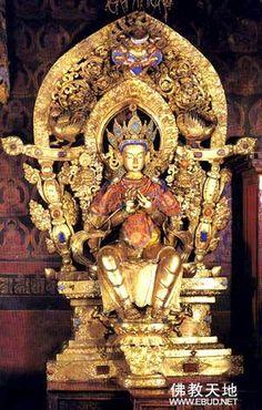 Maitreya #buddhist #art