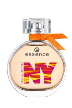 essence парфюм like a trip to NY 50 ml