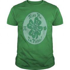 I Love  Pi-Rish Party Gear - Men's Premium T-Shirt----UNXMQAK Shirts & Tees