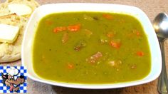 Split Pea Soup is one of my favorite comfort meals. It's easy, inexpensive, delicious and GOOD FOR YOU! The Wolfe Pit shows you how to make a hearty pot of ... Source