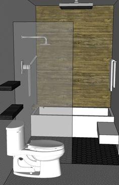 Tub, Toilet, Canning, Bathroom, Ideas, Bath Room, Bath Tub, Litter Box, Bathrooms