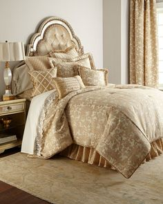 Florence+Bedding+by+Austin+Horn+Classics+at+Neiman+Marcus.