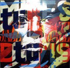 Original Pop Culture/Celebrity Painting by Trafic D'art Acrylic Paint On Wood, Painting On Wood, Original Paintings, Original Art, Miles Davis, Medium Art, Wood Art, Buy Art, Saatchi Art